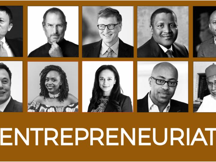 Entrepreneur africain Cosmas MADUKA